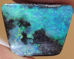6.60 ct Multi Color Queensland Boulder Opal