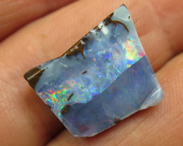 13cts. GEM QUEENSLAND ROUGH BOULDER OPAL.