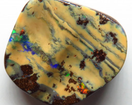 21.48ct Queensland Boulder Opal Stone