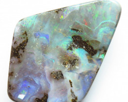 27.97ct Queensland Boulder Opal Stone