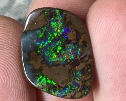 11,48 cts - Winton boulder opal irregular - BB33