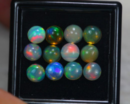 3.48Ct Natural Ethiopian Welo Opal Lot JA1555