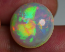 6.75 CRT BEAUTY COLOR HOLOGRAM WELO CHAFF FLORAL WELO OPAL