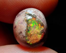 4.3ct Mexican Matrix Cantera Multicoloured Fire Opal