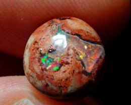 4ct Mexican Matrix Cantera Multicoloured Fire Opal