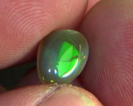 2.40 cts Ethiopian Welo CHAFF CELLS opal N4 N6 3,5/5