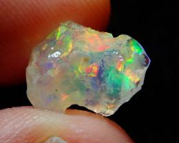 2.68ct Natural Opal Rough Mexican Fire Opal