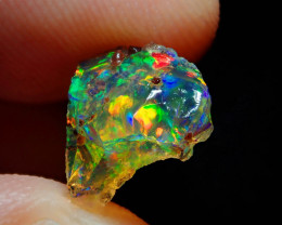 2.58ct Natural Opal Rough Mexican Fire Opal
