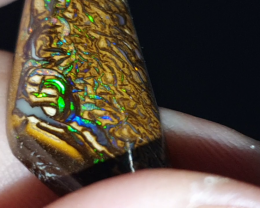 14.36 Ct Boulder Opal from Yowah (LR)
