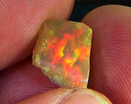 4.10 cts Ethiopian Welo CIRRUS polished opal N5 4,5/5