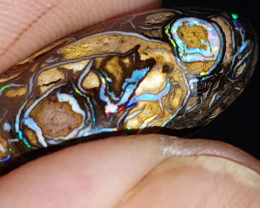 17.3 Ct Boulder Opal from Yowah