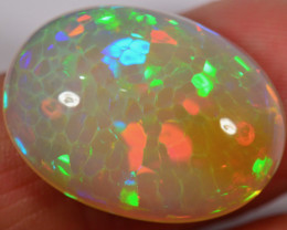 16.8 CT - PERFECT HONEYCOMB WELO OPAL CABACHON