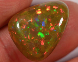 9.4 CT - NATURAL DARK WELO OPAL CABACHON