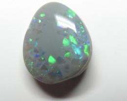 4.70ct Lightning Ridge Semi Black Opal stone
