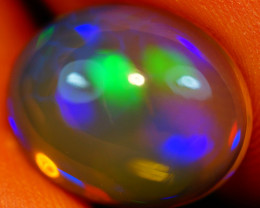 5.15 CTPurple hue Rare Quality  Welo Ethiopian Opal-GC175