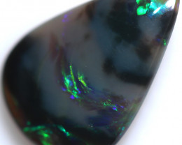 1.42 CTS BLACK OPAL STONE-FROM  LIGHTNING RIDGE - [LRO997]