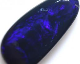 4.41 CTS BLACK OPAL STONE-FROM  LIGHTNING RIDGE - [LRO998]