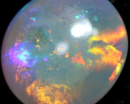 0.62 CTS COOBER PEDY CRYSTAL OPAL STONE [LRO1002]