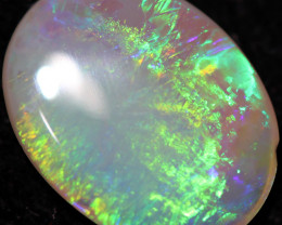 1.46 CTS COOBER PEDY CRYSTAL OPAL STONE [LRO1011]