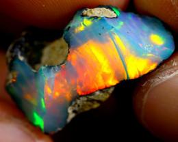 14cts Ethiopian Welo Rough Opal / WR1123