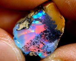 9cts Ethiopian Welo Rough Opal / WR1124