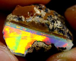 14cts Ethiopian Welo Rough Opal / WR1125