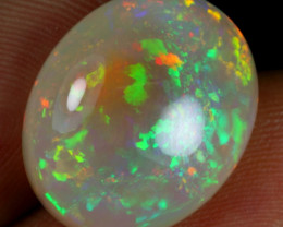 10.70cts Flash Cell Pattern Natural Ethiopian Welo Opal