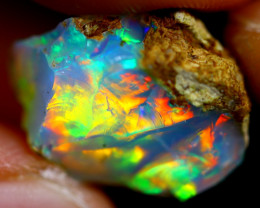 8cts Ethiopian Welo Rough Opal / WR1151