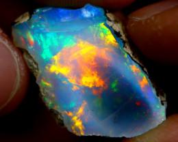 14cts Ethiopian Welo Rough Opal / WR1153
