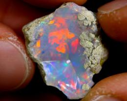 12cts Ethiopian Welo Rough Opal / WR1156