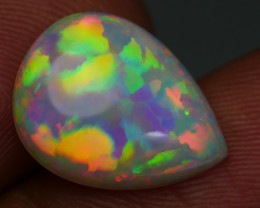 3.15CRT AMAZING 3D RAINBOW WHITE PUZZLE WELO OPAL