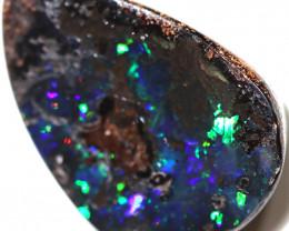 12.00 cts Dark based  Quilpie Boulder opal MMR 2355