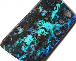 141.00 cts Dark based  Quilpie Boulder opal MMR 2374