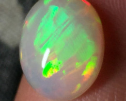 4,01 cts - Welo opal cabochon - BD34