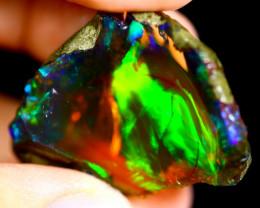 42cts Ethiopian Crystal Rough Specimen Rough / CR645