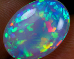 7.85cts 3D Puzzle Pattern Natural Ethiopian Welo Opal