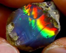 13cts Ethiopian Welo Rough Opal / WR1226