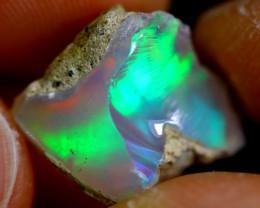 8cts Ethiopian Welo Rough Opal / WR1227