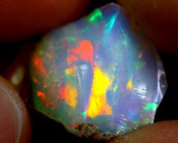 15cts Ethiopian Welo Rough Opal / WR1229
