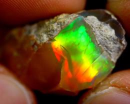 15cts Ethiopian Welo Rough Opal / WR1251