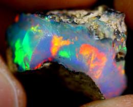 13cts Ethiopian Welo Rough Opal / WR1265