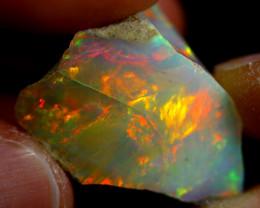 18cts Ethiopian Welo Rough Opal / WR1287