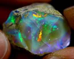 22cts Ethiopian Welo Rough Opal / WR1290