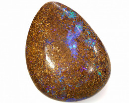22.85 CTS YOWAH DRILLED OPAL STONE NC-2567