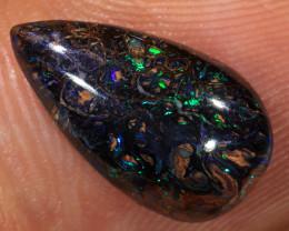 3.95ct 14.5x8mm Yowah Boulder Opal Matrix [LOB-3127]
