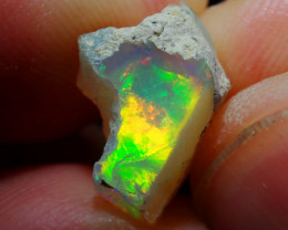 4.4ct A2 Gamble Quality Rough Ethiopian Wello Opal