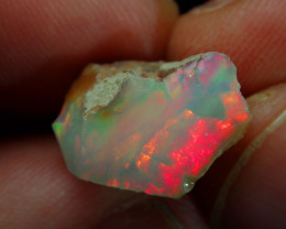 8.15ct A3 Gamble Quality Rough Ethiopian Wello Opal