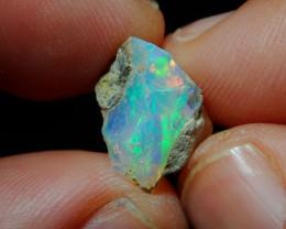 5.12ct A4 Gamble Quality Rough Ethiopian Wello Opal