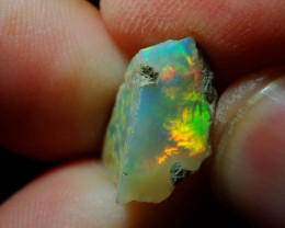 6.6ct A3 Gamble Quality Rough Ethiopian Wello Opal