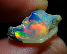 4.7ct A4 Gamble Quality Rough Ethiopian Wello Opal